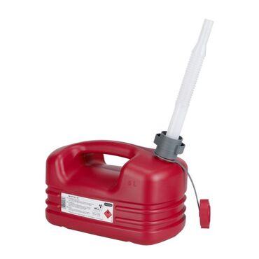 Jerrycan voor brandstof PE serie 21 130