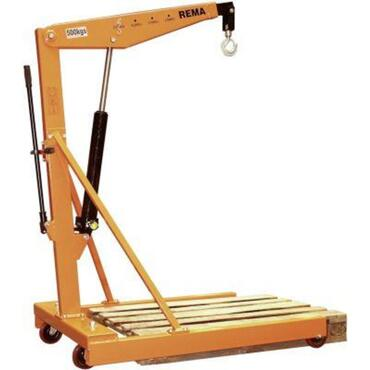 Workshop crane, type GWKE, load capacity 500kg