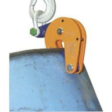 Drum clamp CVA-0.5 load capacity 500kg
