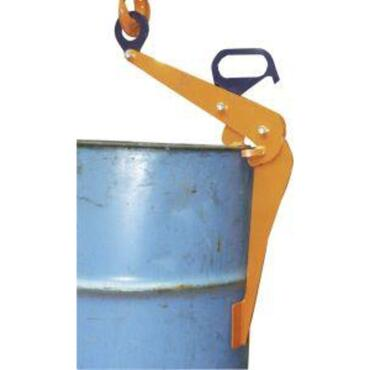 Drum clamp CVB-0.5 load capacity 500kg