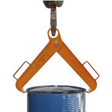 Drum clamp VK-500 load capacity 500kg