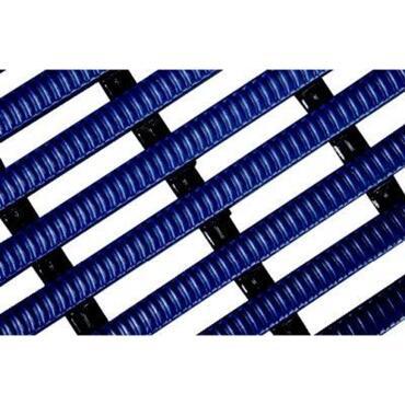 HERONRIB 2000 Boden-Gittermatte für feuchte Räume blau
