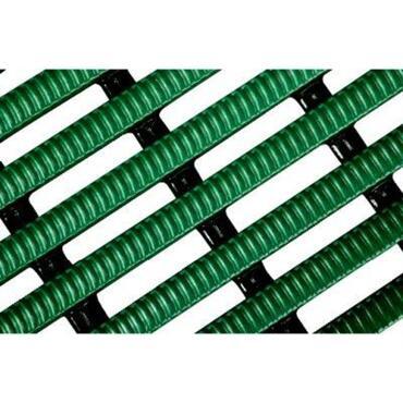 HERONRIB 2000 Boden-Gittermatte für feuchte Räume grün