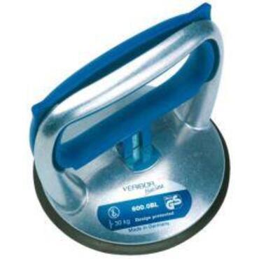 1-headed aluminium suction pad 30kg