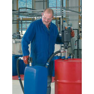 Electric drum and container pump (explosion-proof and non-explosion-proof)