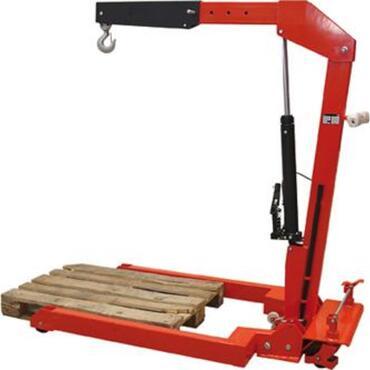 Workplace crane type F500/1000 PKS