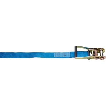 Ratchet lashing strap 50mm one-piece 8m