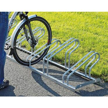 Support stand for bicycle rack, model 1000