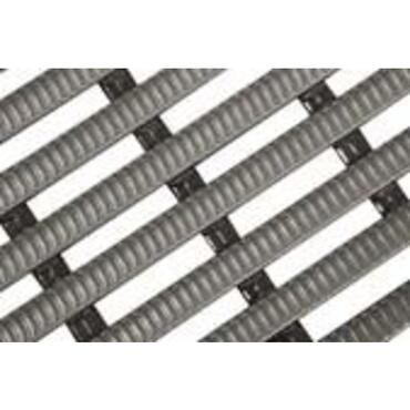 Bodenrost Heronrib 2000 0,50x10m grau