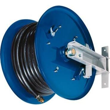 Automatic hose reel up to 50 metres