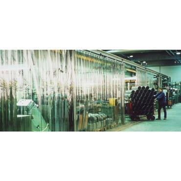 1 pièces bandes rideau suspension largeur 300 MM