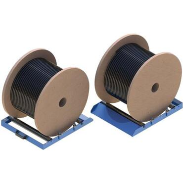 Kabelhaspel-afroller aanleghulp elektrische kabel