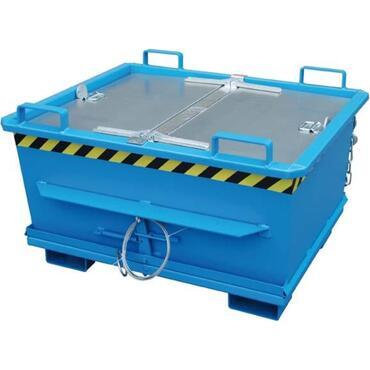 Deksel verzinkt voor bodemklepcontainerBKB700