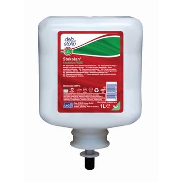 Huidverzorging droge en belaste huid Stokolan® Sensitive PURE patroon 1L