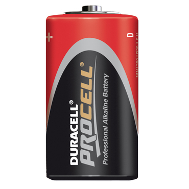 Batterij 1,5 V type D, LR20
