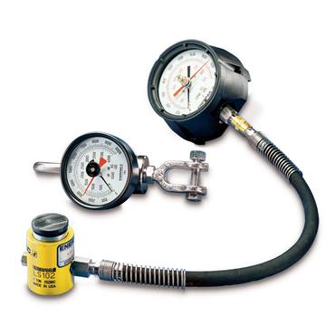 Traction gauge and tensile gauge, TM, LH series