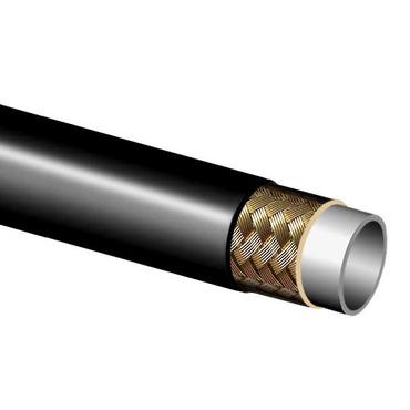 Kunststof slang , 1 staal inlagen, pinpricked