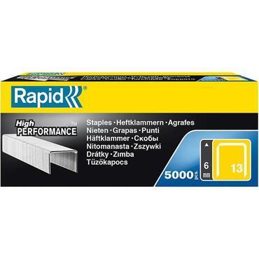 Staple Rapid 13/08 5000 Pieces Isaberg