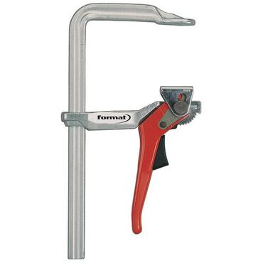 Solid steel quick-clamp type 5100