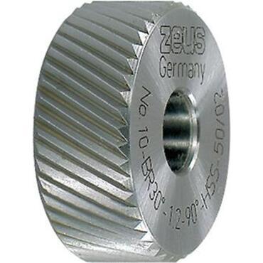 Rändelrad DIN403 PM BR 20x8x6mm 0,6 Tlg