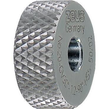 Rändelrad DIN403 PM GV 20x8x6mm 1,0 Tlg