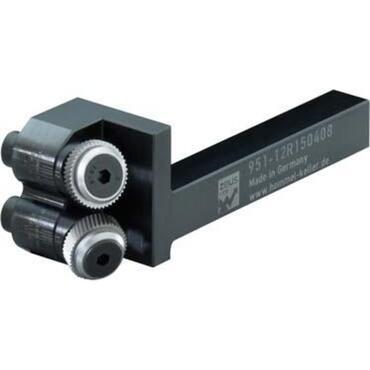 Rändelfräswerkz. 2-15mm 12x12mm Schaft ECO