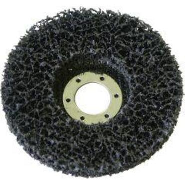 Large cleaning disc with fibreglass backing type 8330