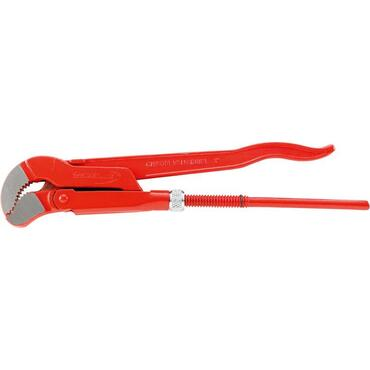 Angle pipe wrench type 7152