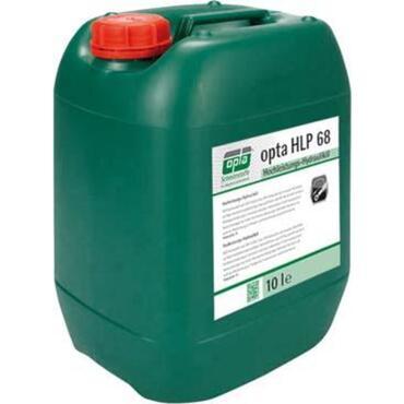 Hydraulische olie 10l opta HLP 68