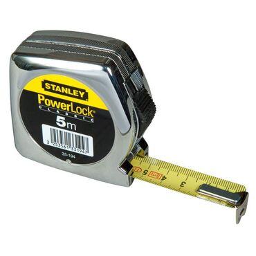 Rolbandmaat 5m-19mm Powerlock