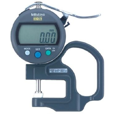 ABSOLUTE Digimatic Schnelldickenmesser 0-10 mm - Artnr. 547-301