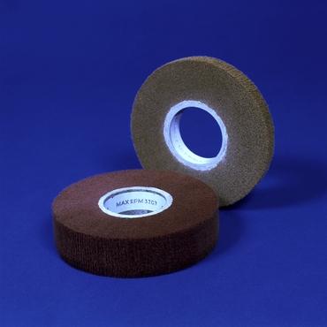 Scotch-Brite Clean & Finish Borstel CF-FB 5A VFN Rood Ø 203 x 50,8 x 76,2 mm