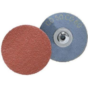 Abrasive disc: CD, ceramic grain CO-COOL
