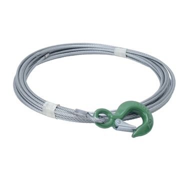 Kabelset voor handlier met klephaak DIN 3060