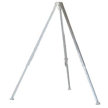Aluminium three-leg D/DW