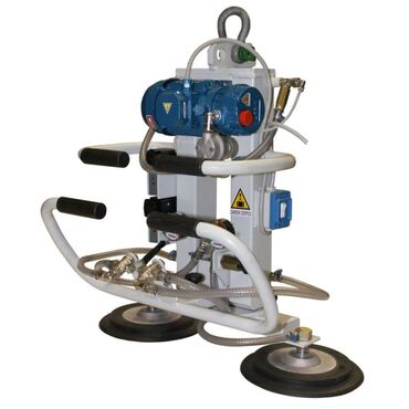 Electrically operated vacuum lifter GP-RB