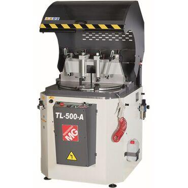 Aluminium saw TL 500 A - 400V 4 kW