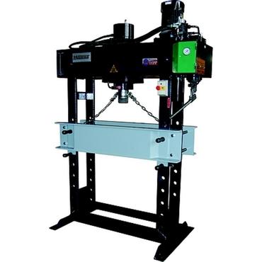 Hydraulische pers HU 100 MMH - 400V 3 kW