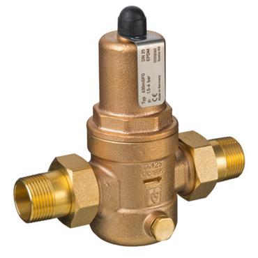 Overflow valve valve fig. 1160 series 630mGFO bronze external thread