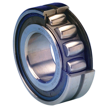 Eenrijig tonlager met cilindrische boring afgedicht