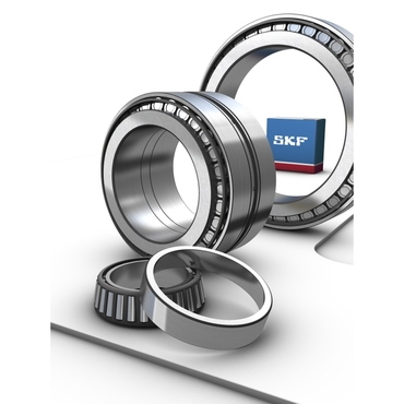 Single row tapered roller bearing metric flanged outer ring 33113 R/Q