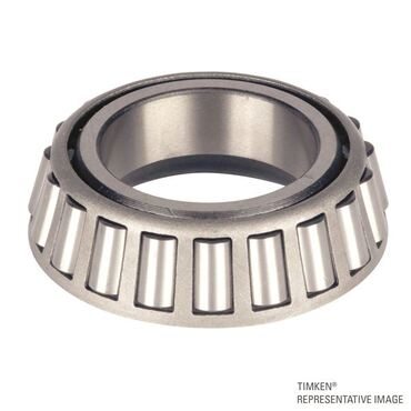 Tapered roller bearing single cone metric