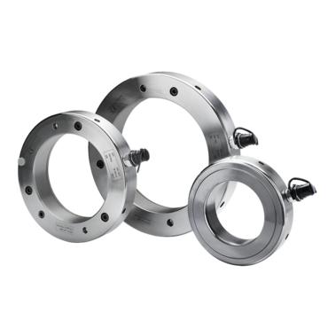 Hydraulic nut metric thread series HMV..E