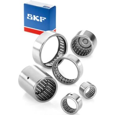 Drawn cup needle roller bearing with open end sealed on one side series HK..RS