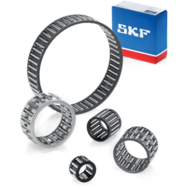 Needle roller and cage assembly series K