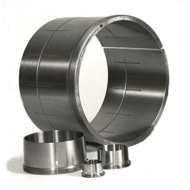 Withdrawal sleeve for metric shafts AHX-series