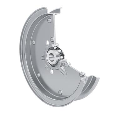 Spanrol voor V-riem serie RSRB..L0