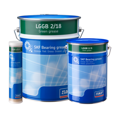 Biodegradable bearing grease LGGB 2