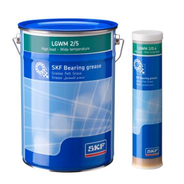 High load wide temperature bearing grease LGWM 2