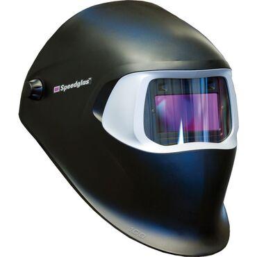 Speedglas 100 Laskap zwart met lasfilter 100V - ADF kleur 8-12